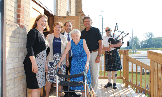 Wesley United Church receives $25,000
