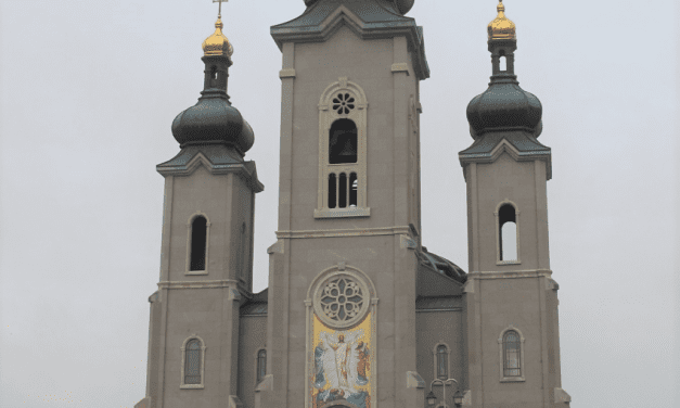 Cathedral hosting mass once again