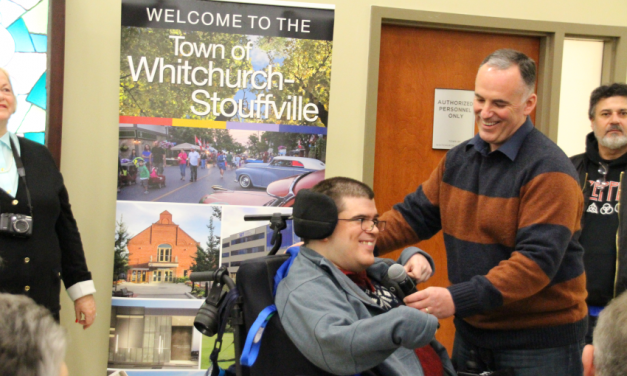 Stouffville council makes accessibility a priority