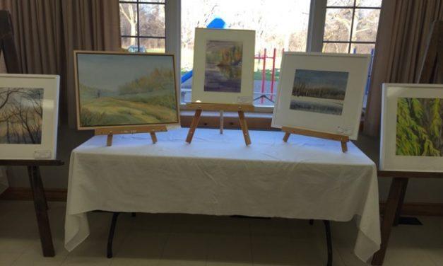 Lemonville art show