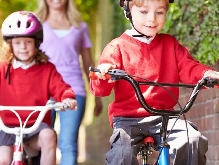 Grab your bicycle for Bike Month