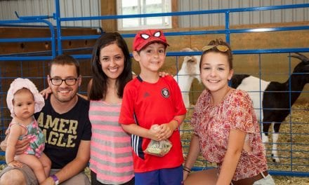 Help Raise the Barn and funds for the community