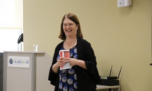 MP Jane Philpott hosts discussion on the social determinants of health