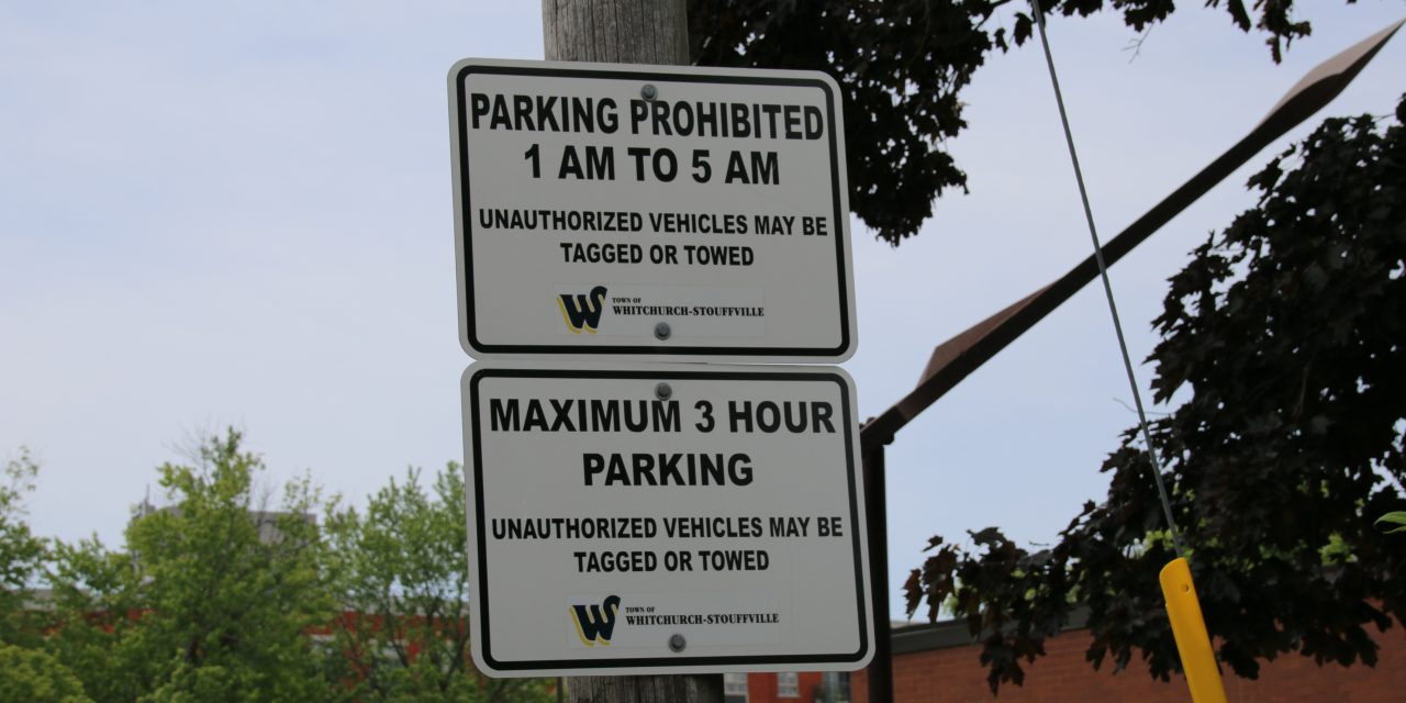 Permit parking a solution to parking issues?