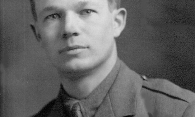 TOWN TO HONOUR CANADIAN FLYING ACE CAPTAIN ROY BROWN