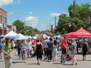 Strawberry Festival still excites