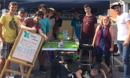 Young Life looks to build community bridges and authentic relations with teens