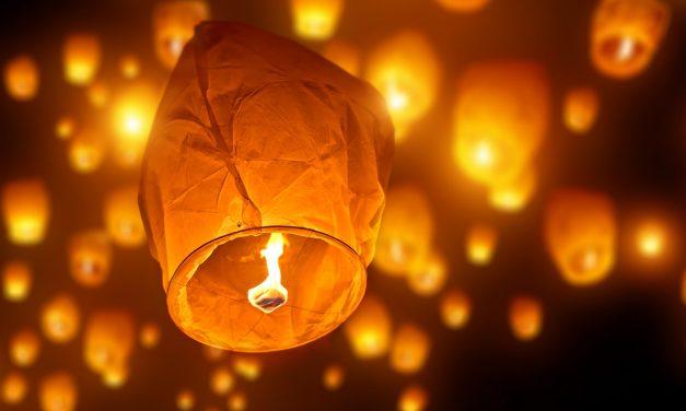 Stouffville bans sky lanterns