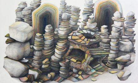 Latcham happenings: Teen paintings and sinkholes