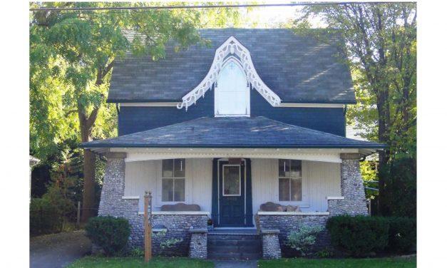 6139 Main St. house has monumental history