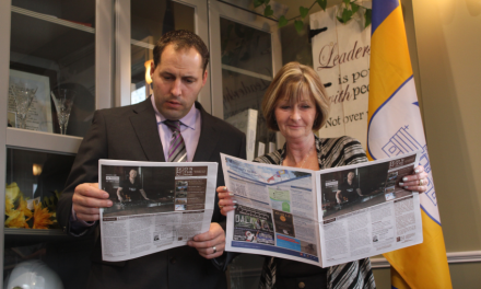 Town launches new economic, communications newsletter
