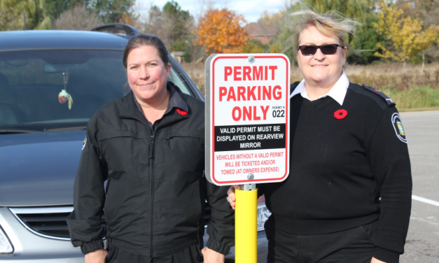 Parking permit program rolls out in downtown Stouffville
