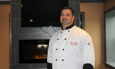 Stouffville chef and baker 'cooking' the competition
