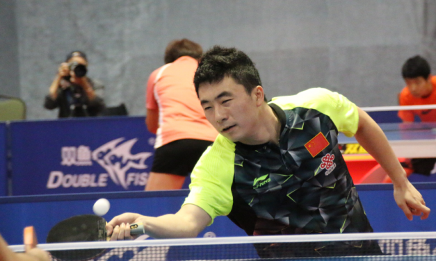 Table tennis tourney attract world ranked players