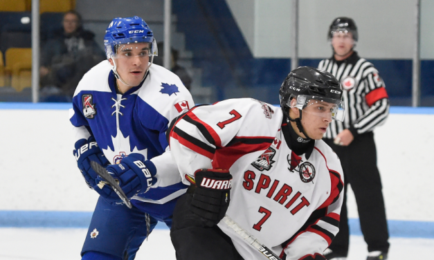 Spirit and Royals Face-off in 1st Round