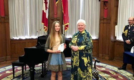 Ontario Junior Citizen Finalists: Changing the World Through Youth