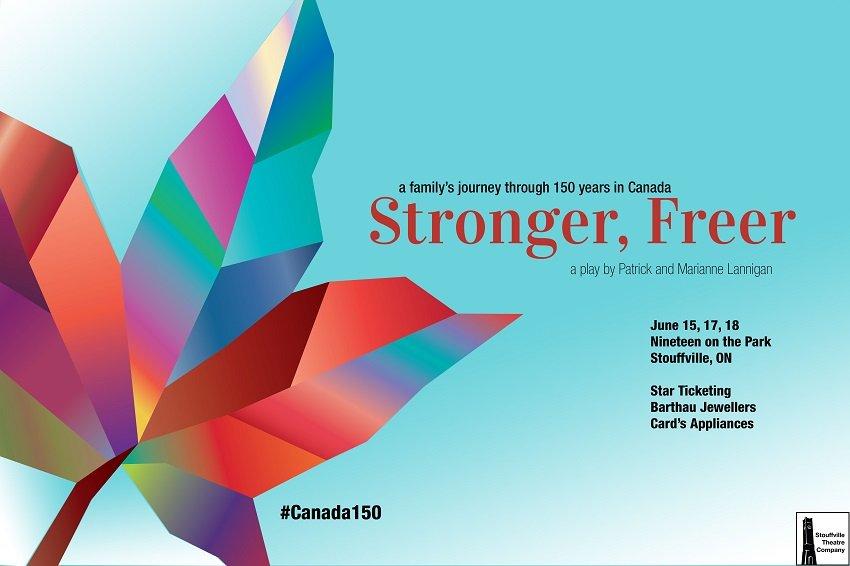 Stronger, Freer: The Story