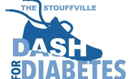 Get ready to Dash for Diabetes