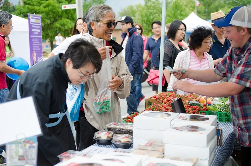 Strawberry Festival brings the community together
