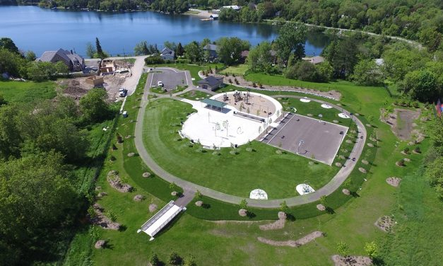 Coultice Park grand opening celebrations set for June 17
