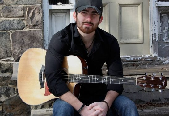 Country music's Kris Barclay is one to watch
