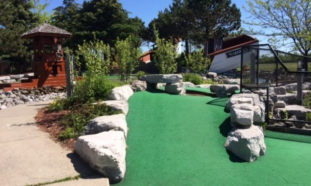 Mini golf center celebrates 25 years