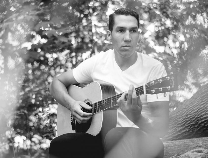 Local songwriter finalizes EP