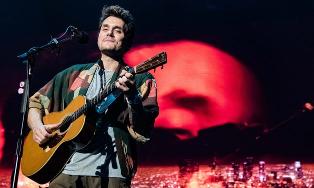GTA ENTERTAINMENT: John Mayer brought it home in Toronto last night