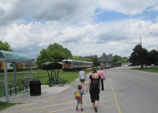 A driving tour in the countryside from Stouffville