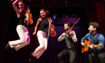 The Fitzgeralds' fiery fiddles return