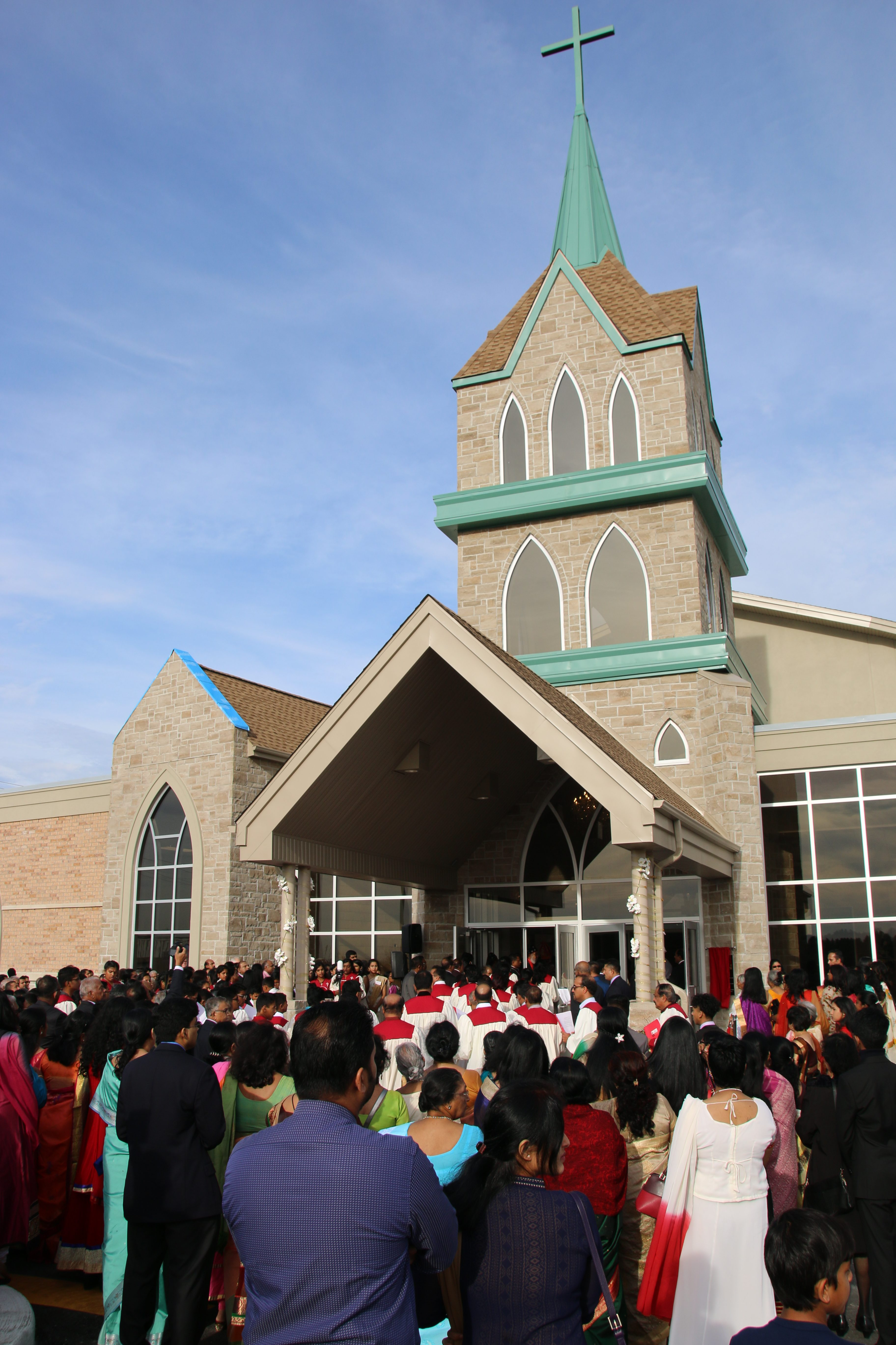 Mar Thoma Church opens its doors – Stouffville Review