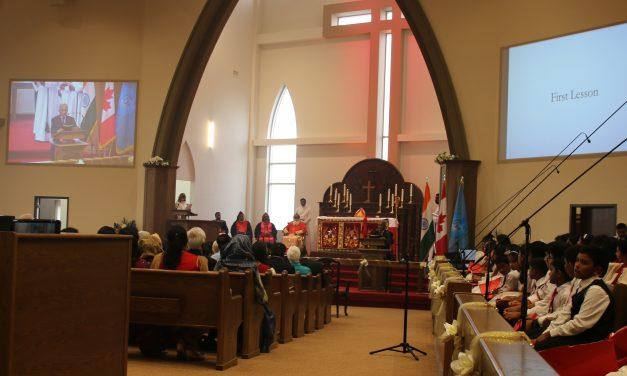 Mar Thoma Church opens its doors