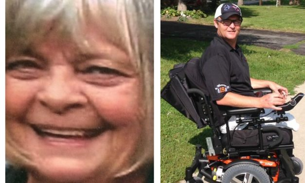 Ex-hockey pro remembers mother, friend Oct. 14
