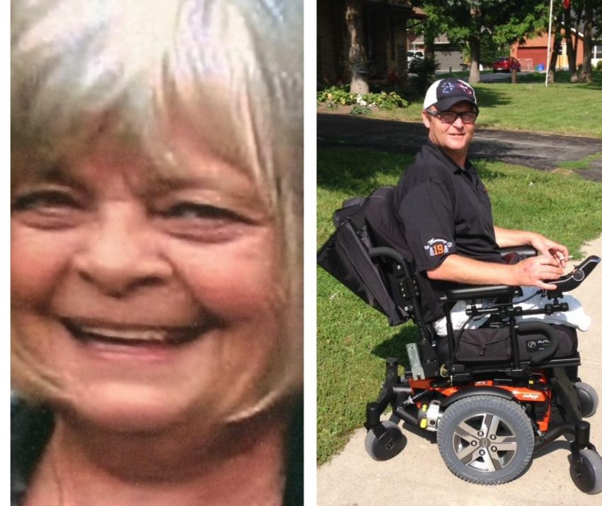 Ex-hockey pro remembers mother, friend Oct. 14 ...