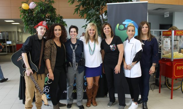 Cut-A-Thon helps raise money for 360°Kids