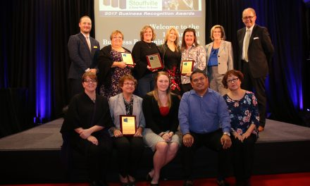 Chamber awards handed out
