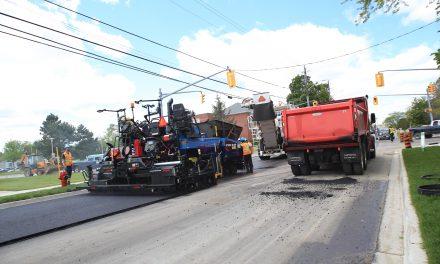 No Main Street construction in 2018