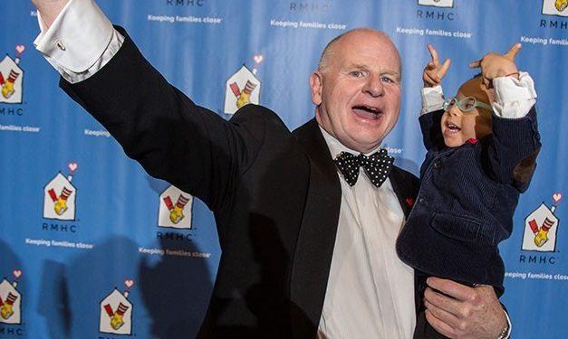 Local McDonald's operators receive international honour for community philanthropy