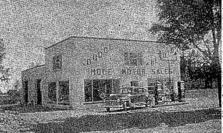 From fridges to automobiles: Mole Motors was a booming business