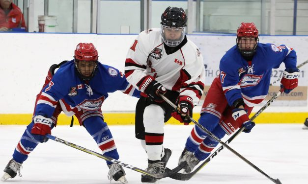 Phillips showing superbly for Stouffville