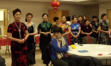 Singing, dancing and fun at students' Chinese New Year celebration