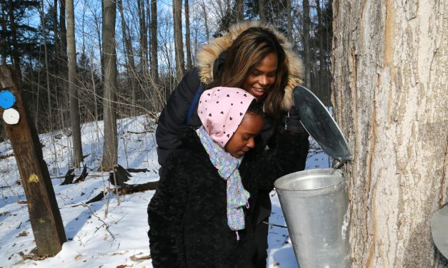 Make sweet memories at the Sugarbush Maple Syrup Festival