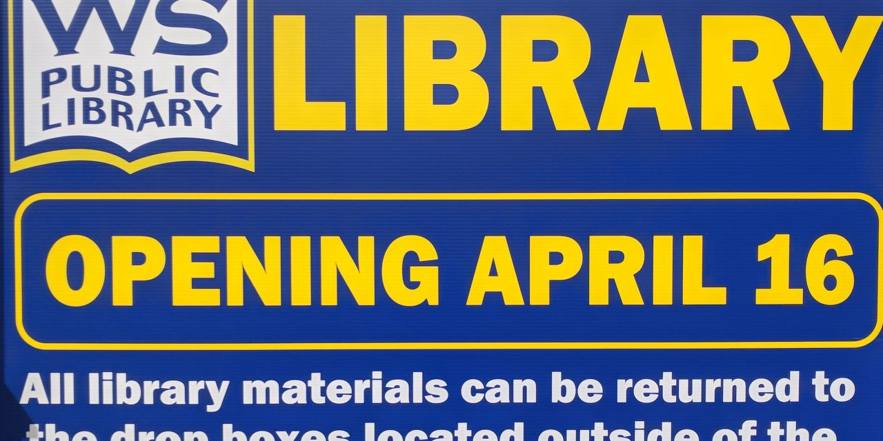 Library set to open April 16