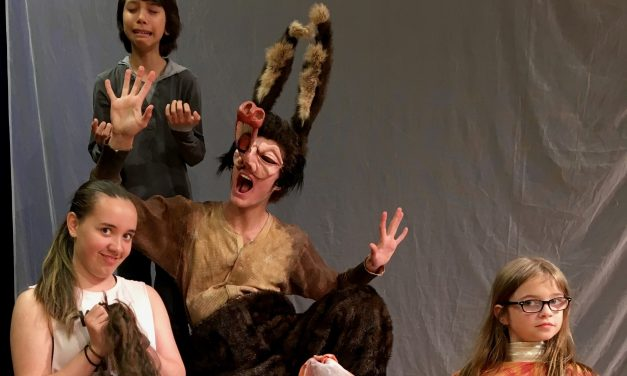 Motus O Junior Company debuts with Midsummer Night's Dream