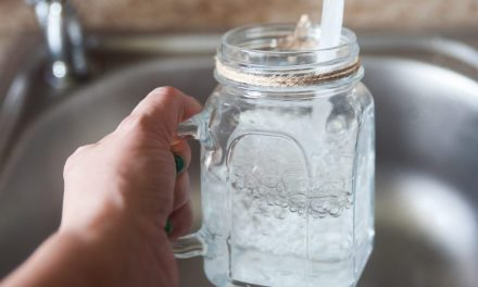 Drinking water achieves top marks