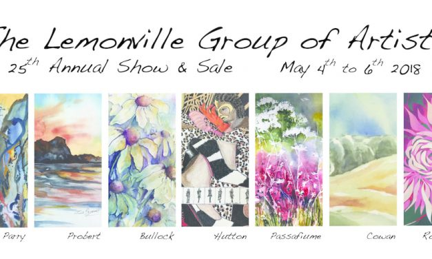 Lemonville art show celebrates milestone