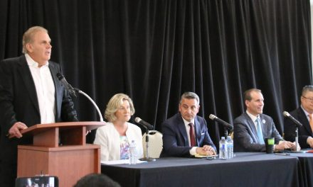 Packed debate sees candidates battle before final polls