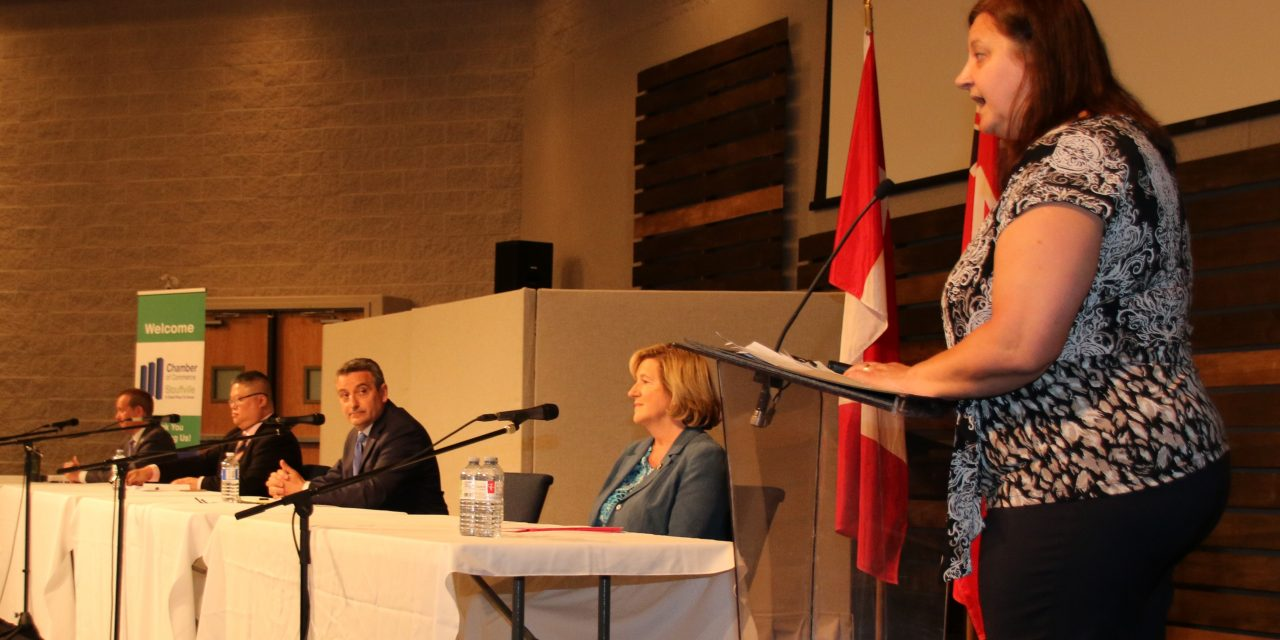 PCs and Liberals battle it out locally