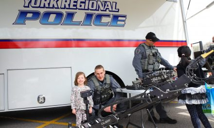 Police and Emergency Preparedness Week open house