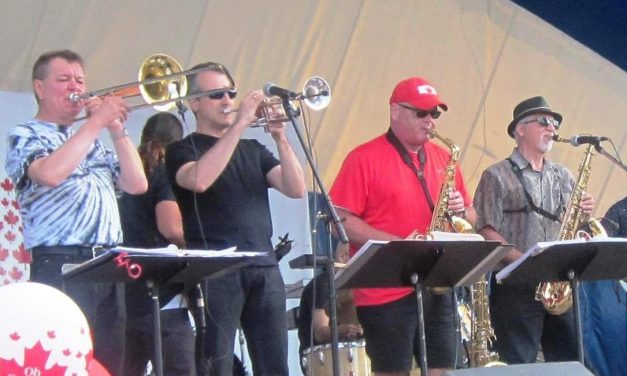 Strawberry Festival returns with a musical feast